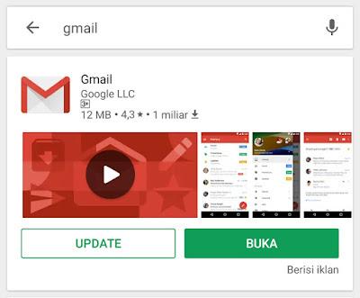 Cara Membuka Email Masuk Gmail di HP Untuk Pemula 14