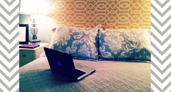 Creative Spaces: GReads Bed
