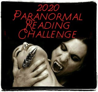 2020 Paranormal Reading Challenge Image