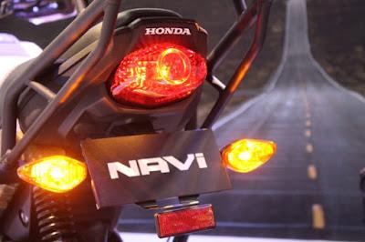 Honda Navi taillight