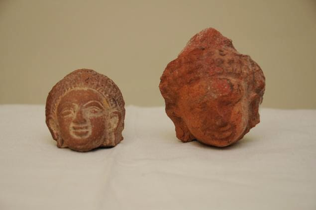 A chance find of 1,800-year-old artefacts in Tamil Nadu