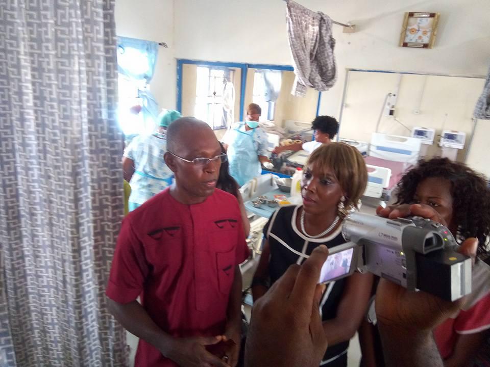 FIDA Bayelsa visit woman who light up herself with kerosene out of anger.jpg