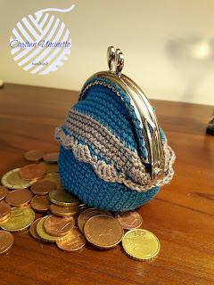 Portamonete handmade
