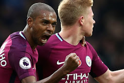 Cuplikan Gol West Brom vs Manchester City 2-3