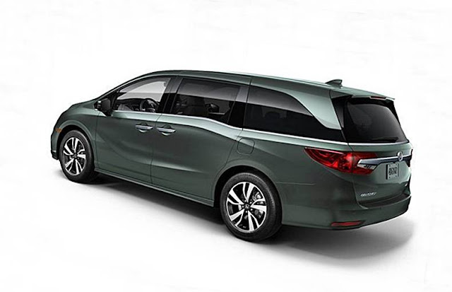 2018 Honda Odyssey Feature and Specs Review