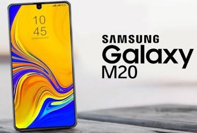Cara Menggunakan Kamera Samsung Galaxy M20