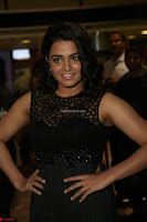 Wamiqa Gabbi in a sleeveless Black Designer Transparent Gown at 64th Jio Filmfare Awards South ~  Exclusive 118.JPG