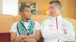 CR7 dan Martunis