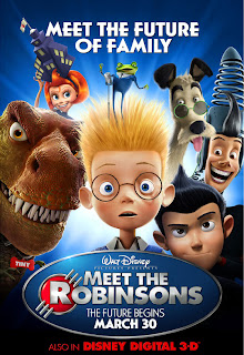 Meet the Robinsons (2007) Hindi Dubbed Movie Watch Online