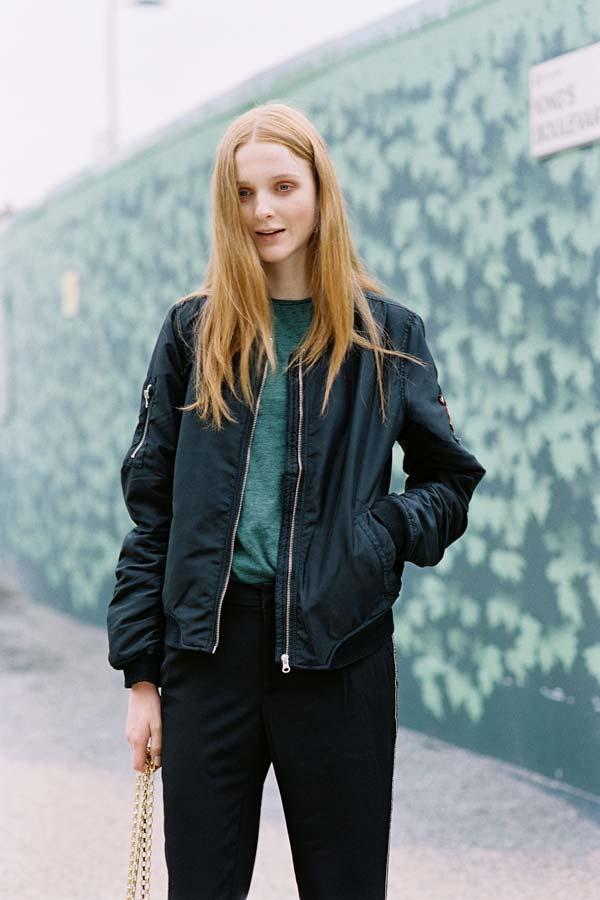 Vanessa Jackman London Fashion Week Ss 2016 Madison