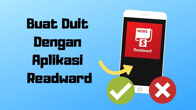 Buat Duit Dengan Aplikasi ReAdward