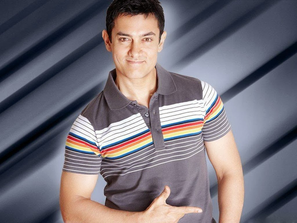 Aamir Khan Hd Wallpaper Bollywood Actor Aamir Khan Wallpapers Hd Desktop