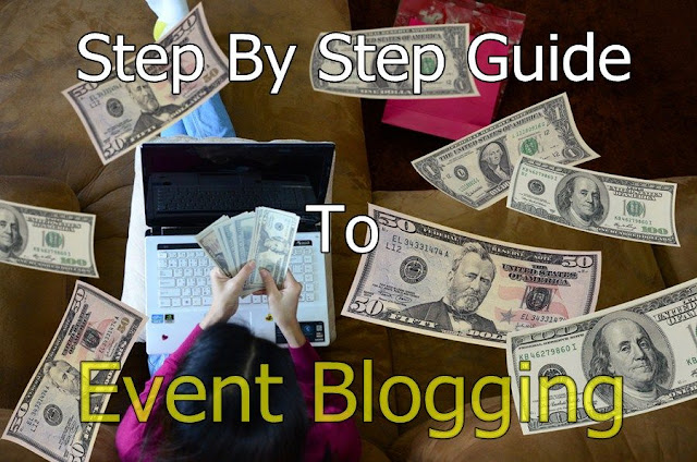 Step By Step Guide To Event Blogging