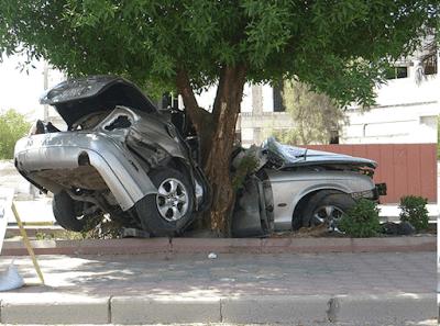 أسباب حوادث المرور أو حوادث المرور