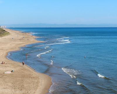 Playa de Dosel-Valencia