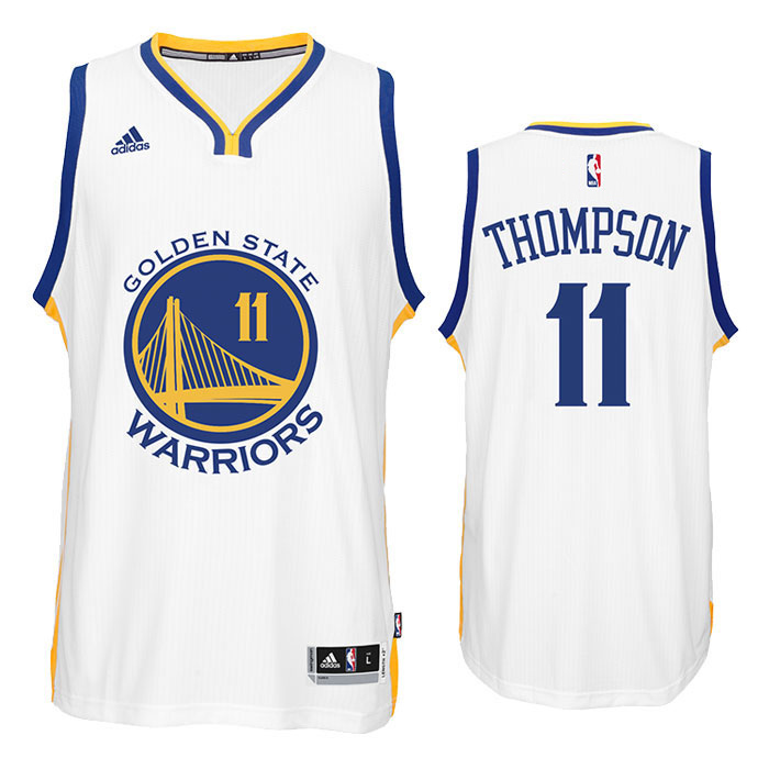premium selection 08e24 aefb3 new zealand klay thompson golden state warriors adidas 2017 ...