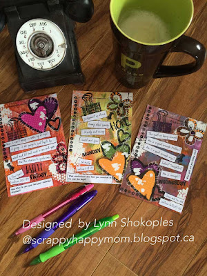 Leviticus Devotional Cards by Lynn Shokoples