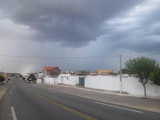 Pedra Lavrada registra um dos maiores volumes de chuvas nas últimas 24 horas na Paraíba