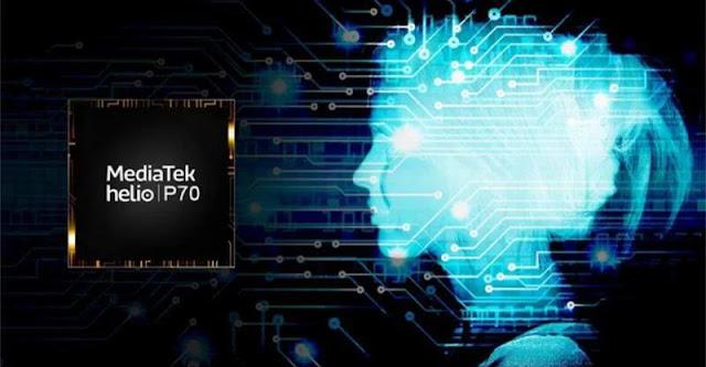 Media Tek sẽ trình làng vi xử lý mới có tên Helio P70 vào cuối tháng 10