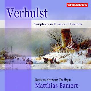 Verhulst: Symphony in E minor, Op. 46