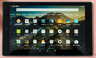 personalizzare fire tablet