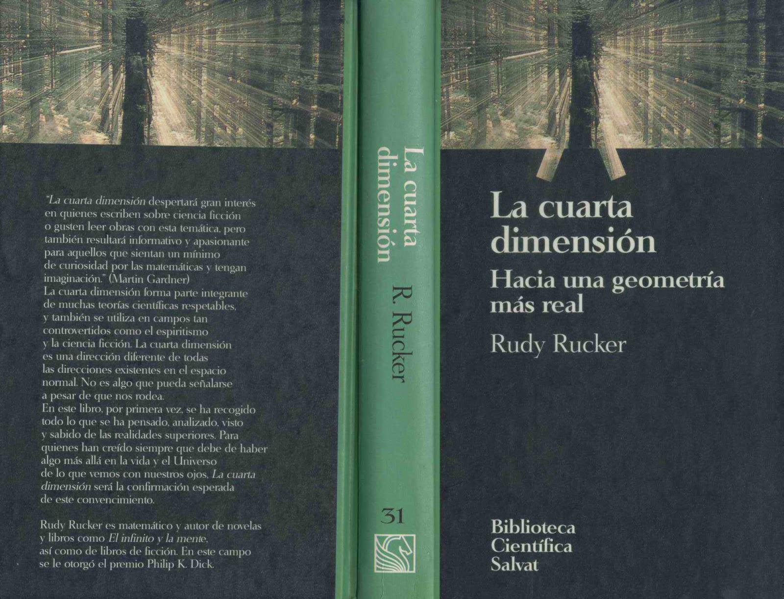 Libros, Revistas, Intereses : La Cuarta Dimensión