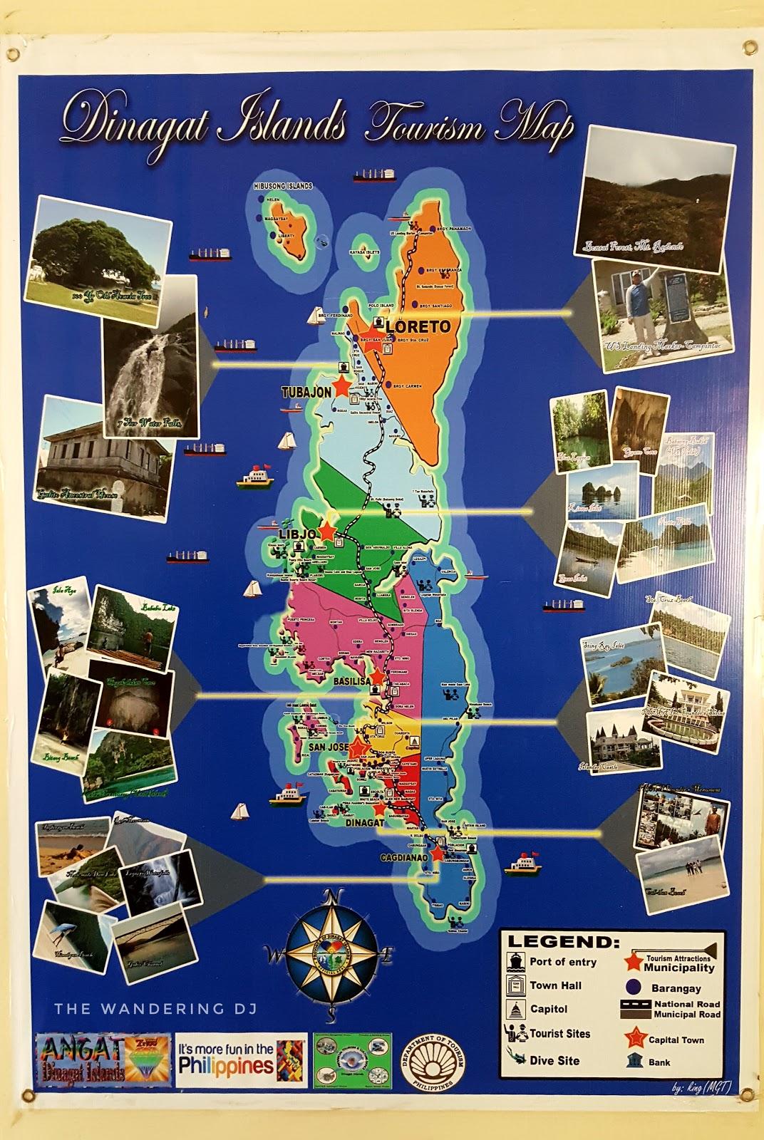 Angat Dinagat Islands! A Very Promising Tourist Destination in