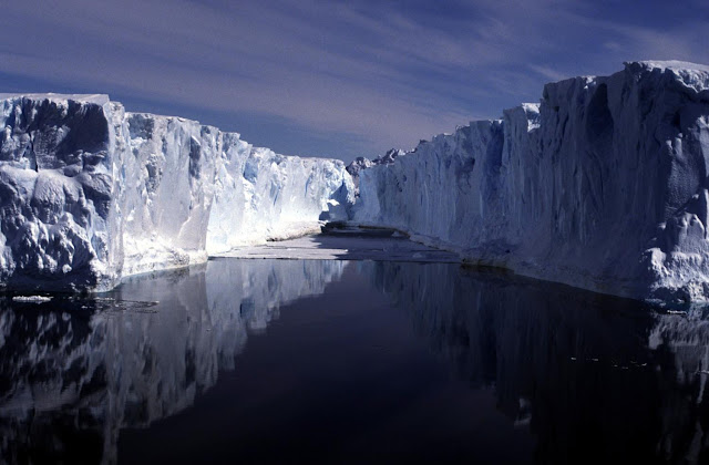 How the Antarctic Ice Sheet is affecting climate change