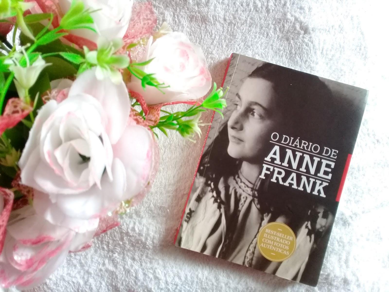 livro 'O diário de Anne Frank'