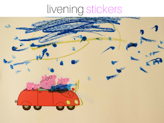 Got Bored Kids? 17 Practical Mom Ideas to try right away! Livening Stickers