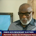 """""""I will not be probing any past government, I don't believe in it""""- Ondo governor-elect, Akeredolu says"""