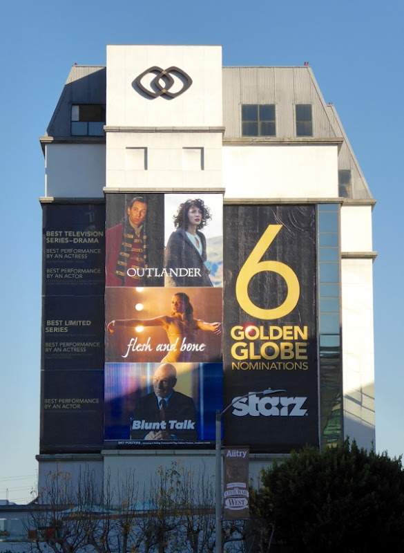 Giant Starz Golden Globe nominations billboard