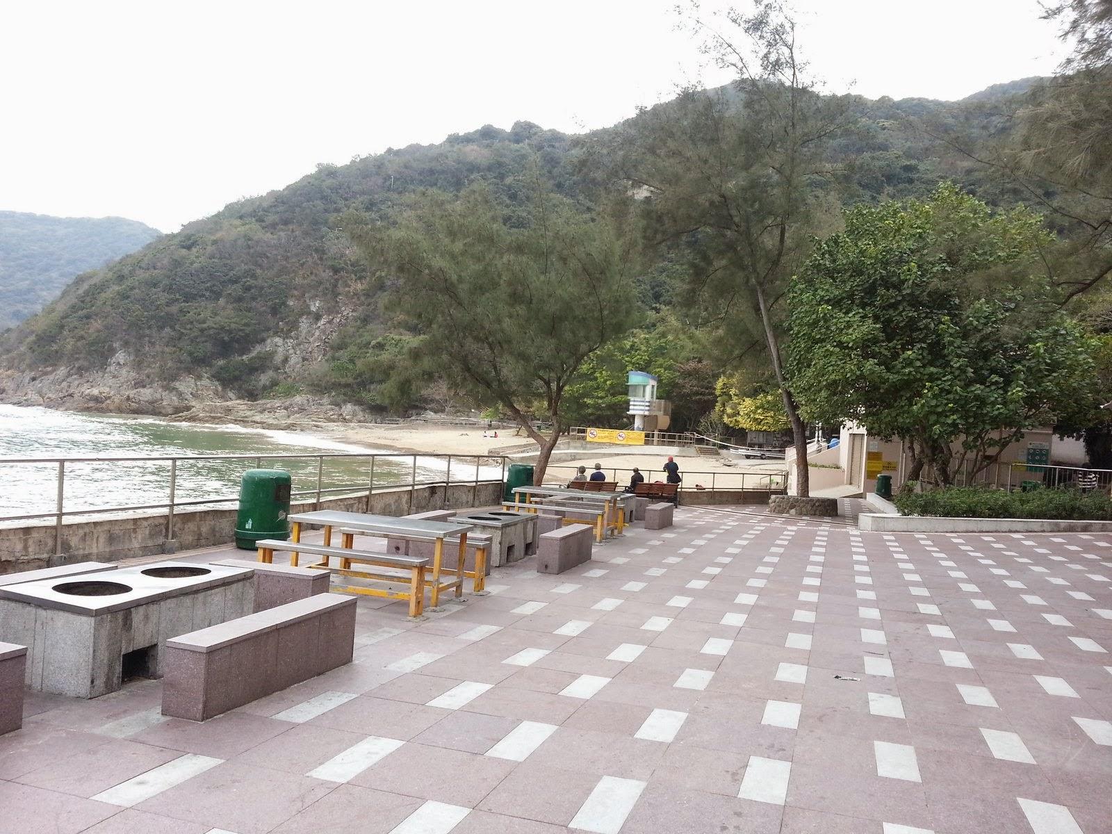 晴: BBQ@清水灣一灘燒烤場 (21-Mar-15)