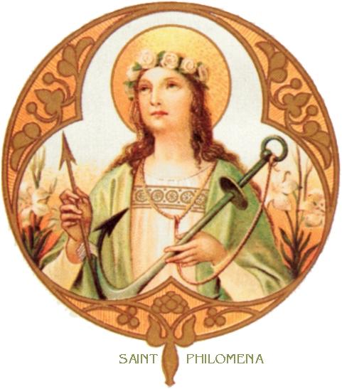 http://sacragaleria.blogspot.com/2014/11/santa-filomena.html