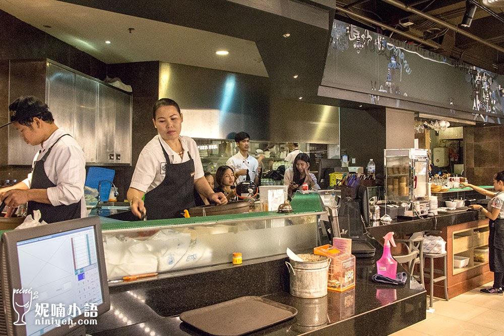 【曼谷美食】Somtam Nua 。CNN 採訪過的炸雞名店 by 妮喃小語