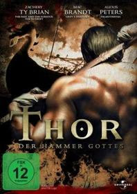 Thor: Hammer of the Gods – DVDRIP LATINO