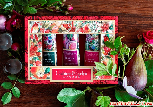 Crabtree & Evelyn 2016 Christmas Collection