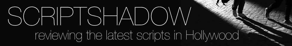 ScriptShadow: Screenwriting and Screenplay reviews