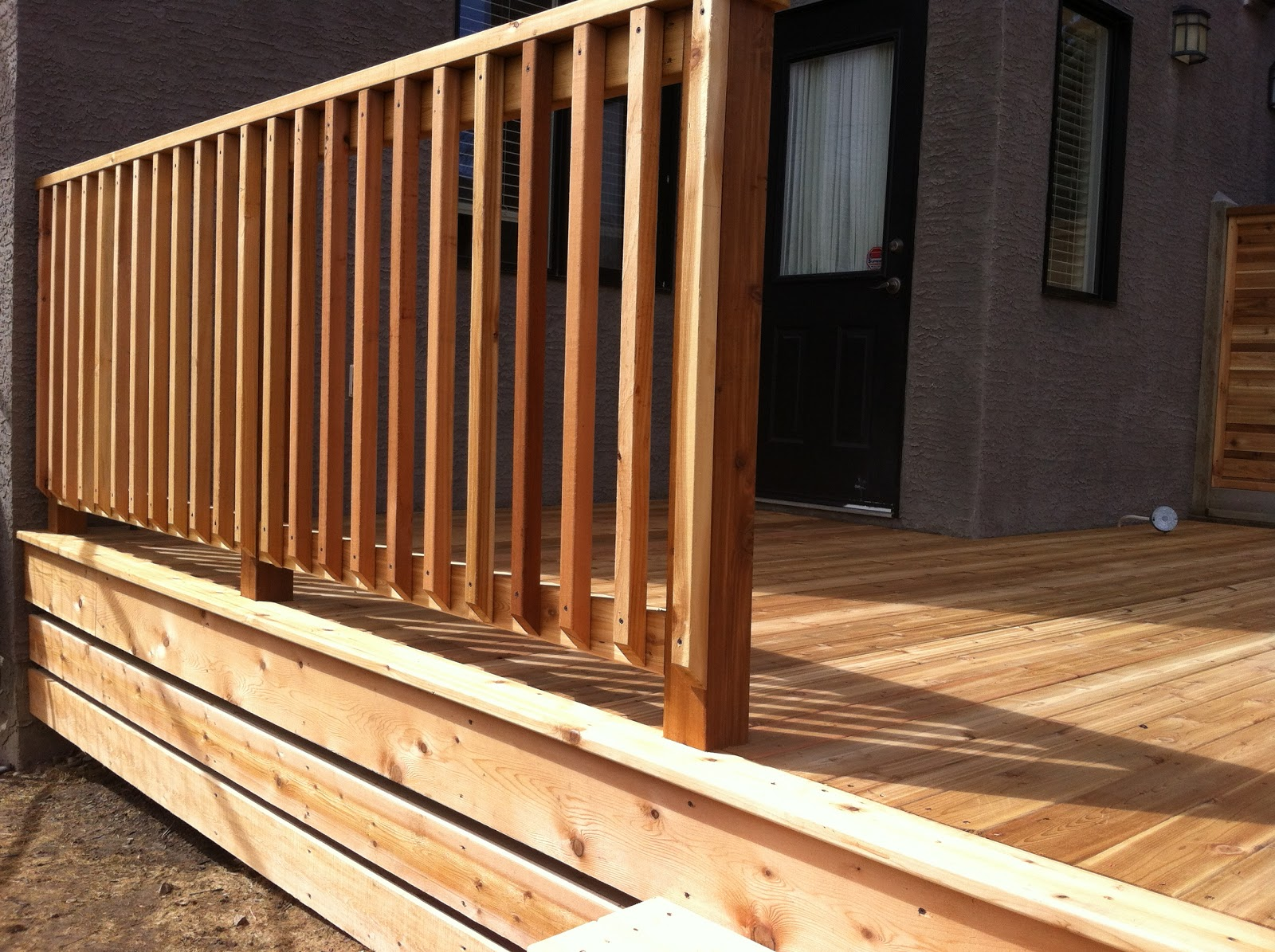 Deck Railing Designs | Joy Studio Design Gallery - Best Design