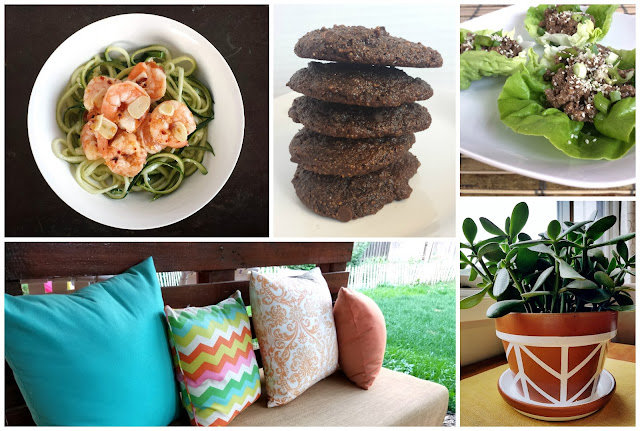 Introducing a new source of ideas for delicious healthy easy gluten free vegan paleo recipes and budget friendly decor and DIY