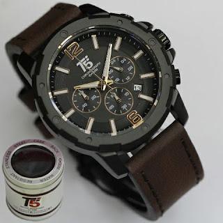 Jam Tangan T5 Original Pria hitam