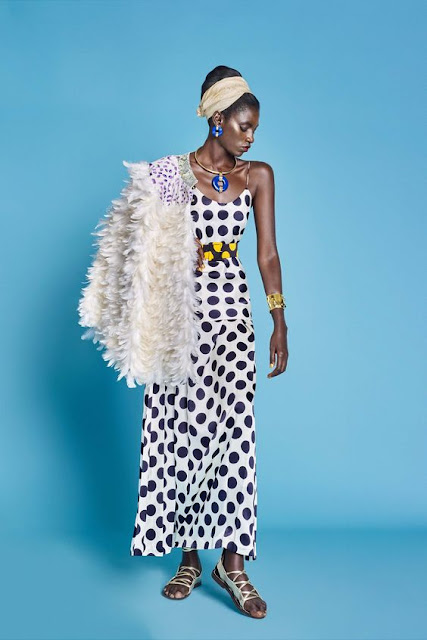 My Favorites From The Duro Olowu Spring 2017 Collection www.toyastales.blogspot.com #toyastales #DuroOlowu #Spring2017