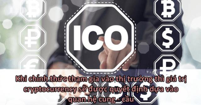 Cách thức hoạt động của ICO