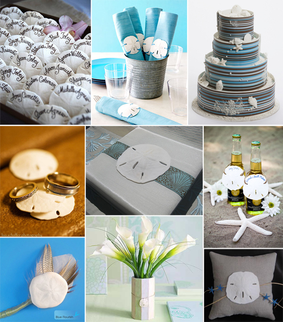 Beach Wedding Favor Ideas: Beach Wedding Theme Ideas : Have Your Dream Wedding