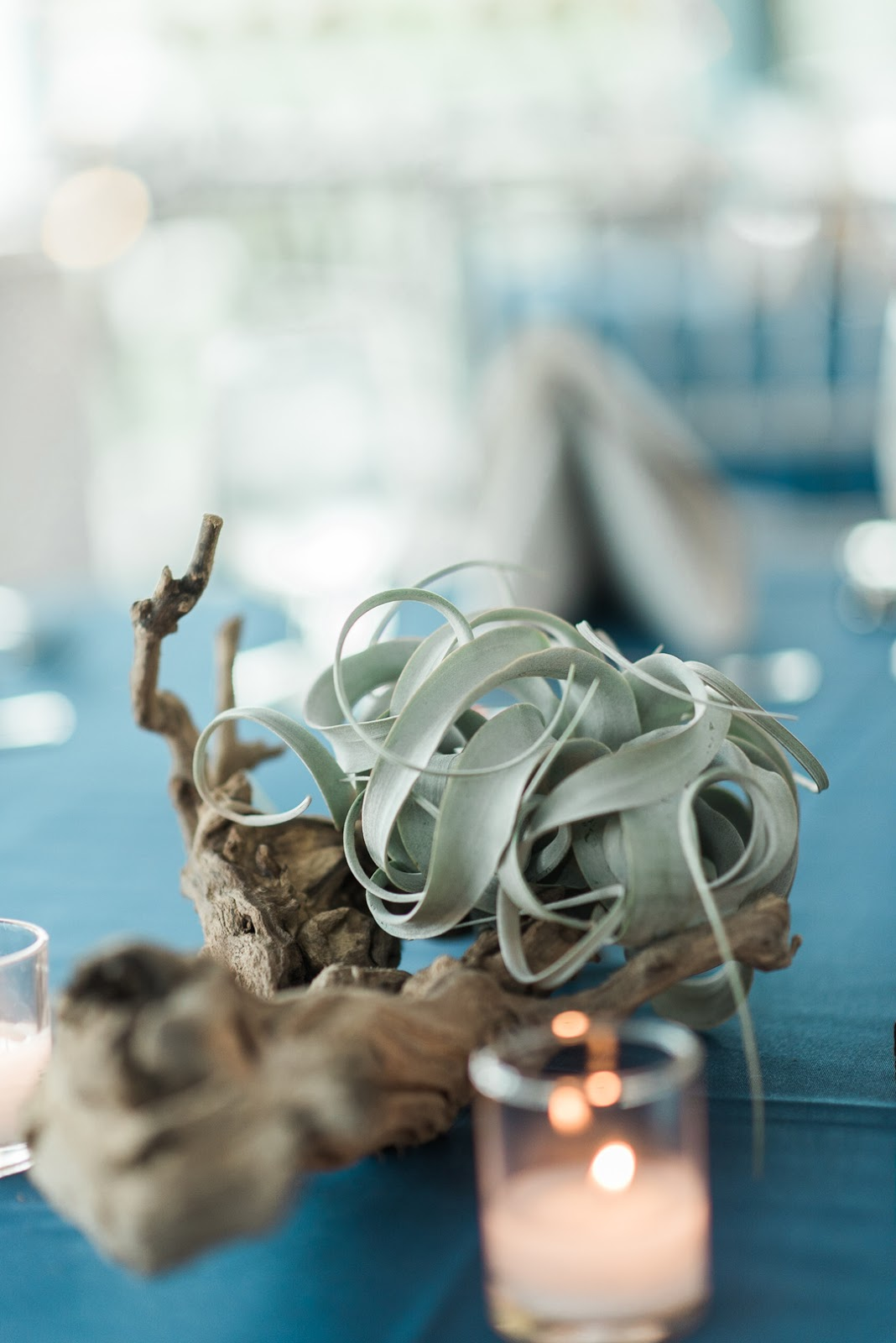 Waterfront Sequin and Driftwood Seattle Real Wedding