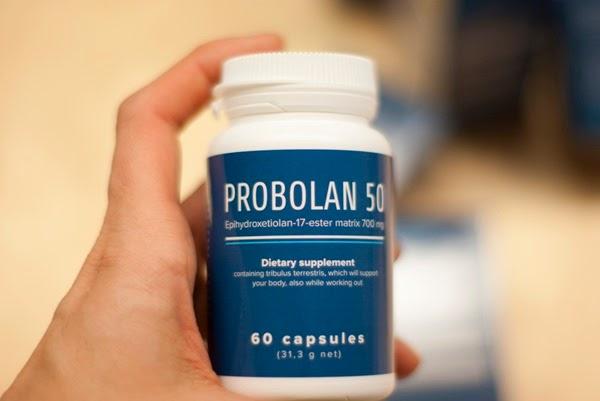 Steroidi anabolizzanti Probolan50
