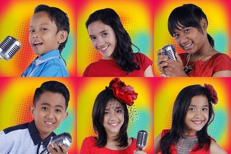 6 Besar Idol Junior