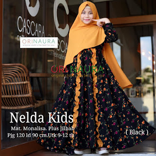 Nelda Kids by Ori Naura