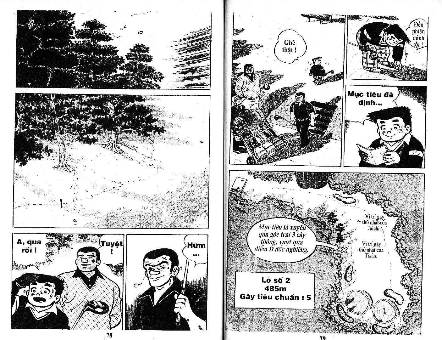 Ashita Tenki ni Naare chapter 28 trang 38