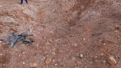 Επιτυχής η εξουδετέρωση βόμβας στο αεροδρόμιο της Ελευσίνας [ΦΩΤΟ]